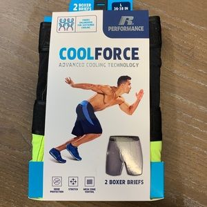 NWT Russell Performance Cool Force 2-pack